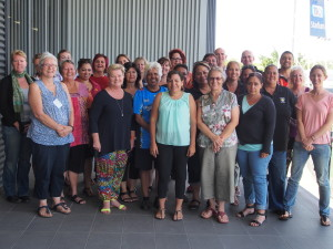 Care Coordinator & Indigenous Outreach Worker Workshop 2016 - Last Day Group Photo