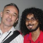 Phil and Iyngaran