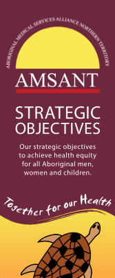 AMSANT - Strategic Objectives