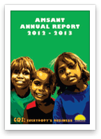 AMSANT Annual Report 2012 – 13