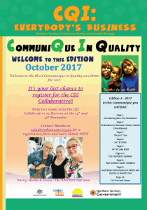 Front Page for website