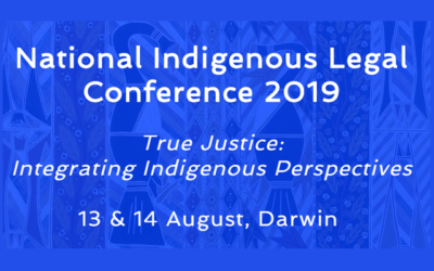 Indigenous Health Justice Conference #NILCIHJC2019
